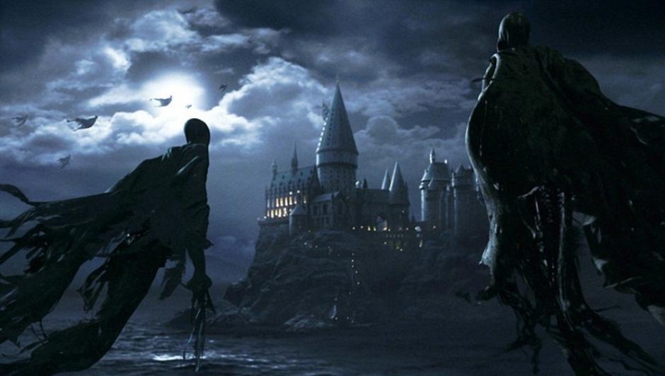 Algunos usuarios compararon la figura con los dementores que aparecen en los libros y películas de Harry Potter. (Foto: Antena 3)