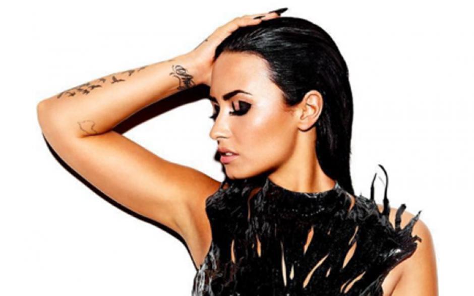 Demi Lovato comparte fotografías en Snapchat. (Foto: elheraldo.co)