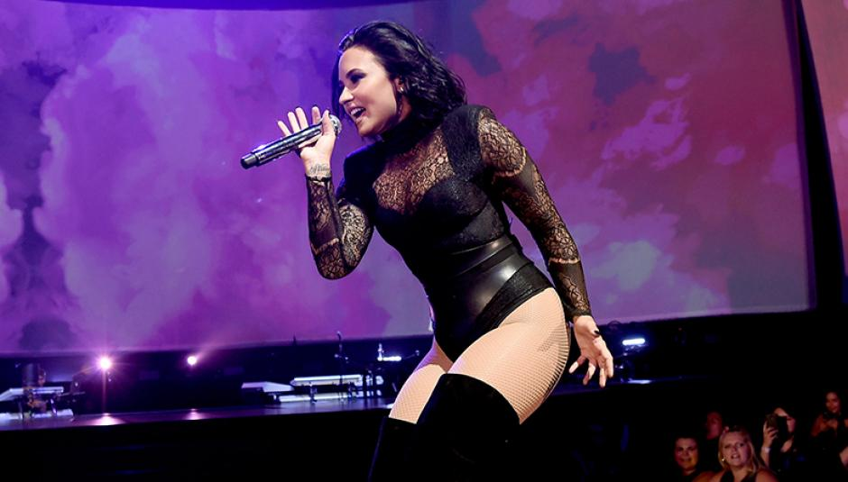 La voz de Demi Lovato cautiva a sus fanáticos. (Foto: qualagrandeideia.com)