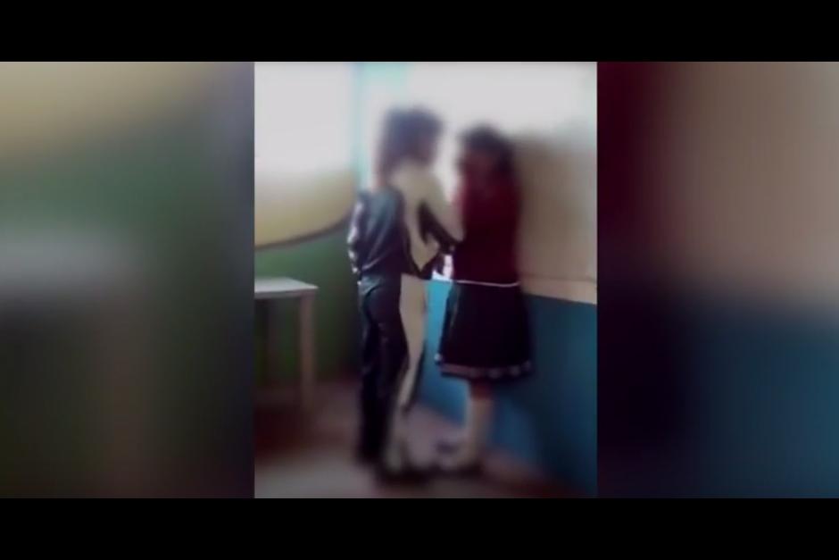 El acoso escolar documentado se registró en Alta Verapaz. (Foto: Youtube)