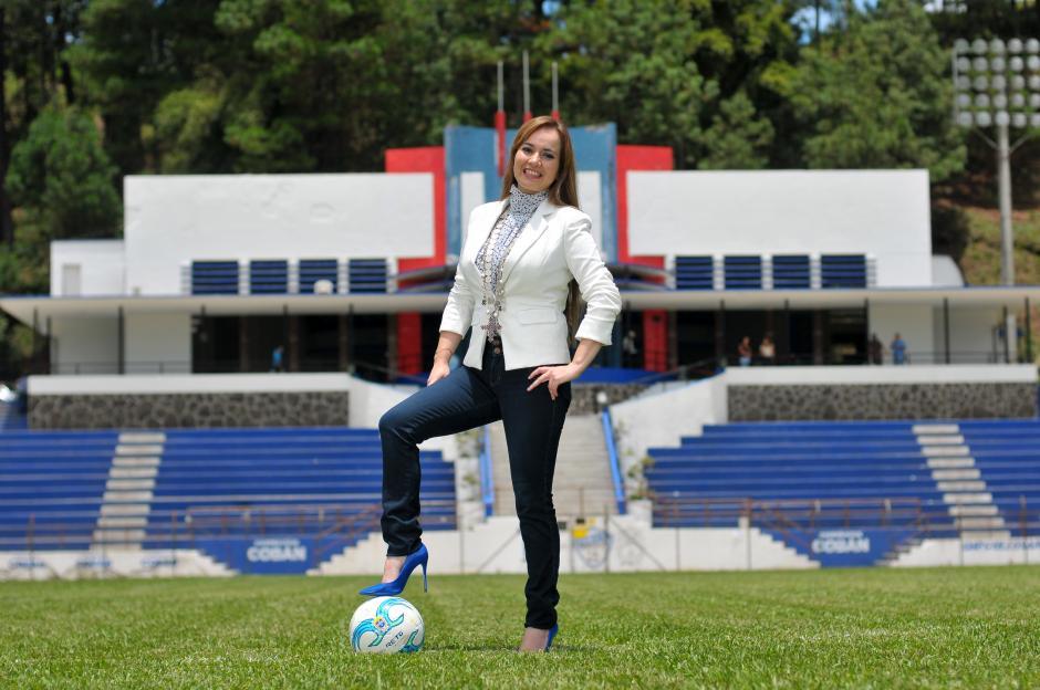 Irasema nació en Cobán, Alta Verapaz, el 26 de febrero de 1980.(Foto: Byron de la Cruz/Nuestro Diario)