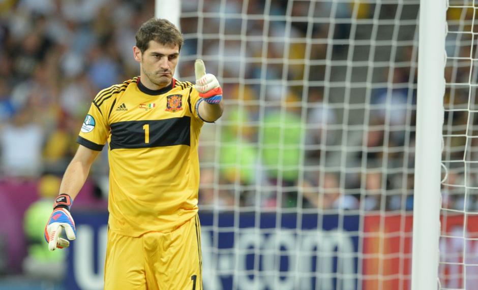 Casillas fue el capitán del Madrid durante algunas temporadas