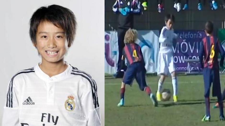 Es un habilidoso con el balón y es una promesa para el Real Madrid. (Foto: Depor)