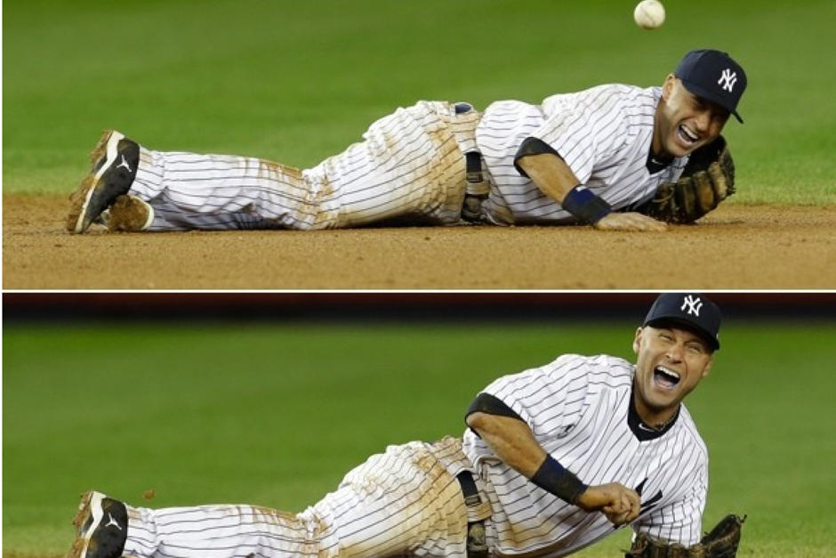 Derek Jeter, Yanquis, Nueva York, MLB