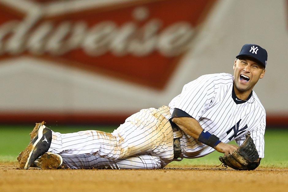 Derek Jeter inició su carrera como profesional en las Grandes Ligas en 1992. (Foto: AFP)