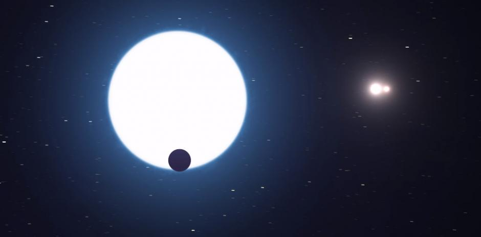Según investigaciones se ha determinado que cuenta con la órbita más amplia jamás conocida. (Foto: omicrono.com)