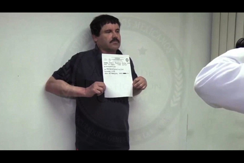 """En horas de la tarde del pasado viernes se rumoraba que el """"Chapo"""" Guzmán se había fugado de nuevo. (Foto: Archivo/Soy502)"""