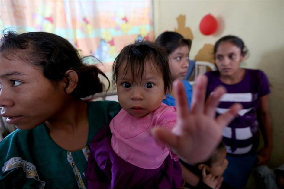 Comunidades del Corredor Seco se encuentran en emergencia por hambruna. (Fotos: Esteban Biba/ EFE)