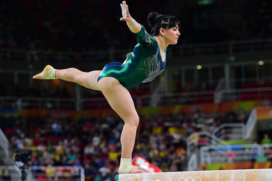 Alexa Moreno fue duramente criticada por su apariencia física. (Foto: AFP)