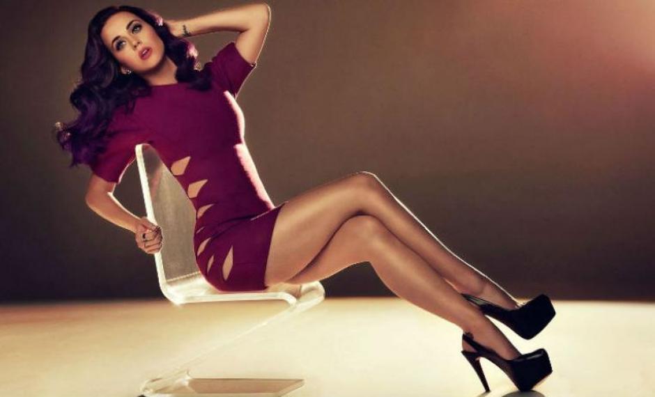Katy Perry se encuentra de gira por Europa.  (Foto: de10.com.mx)
