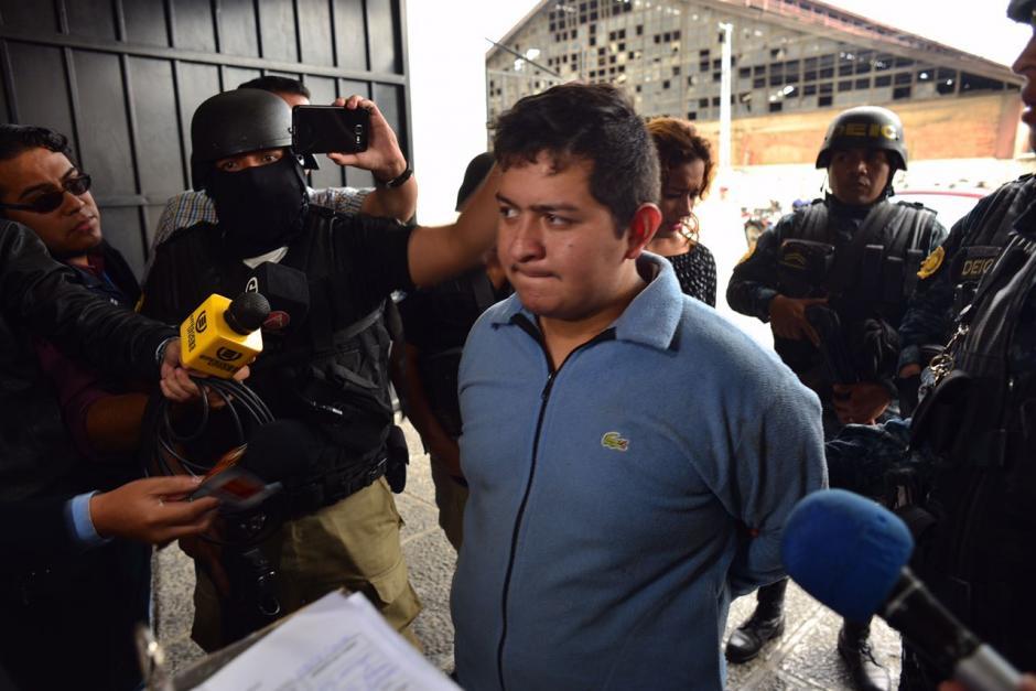 Cuatro personas fueron capturadas por el secuestro de un niño de 10 años. (Foto: Jesús Alfonso/Soy502)