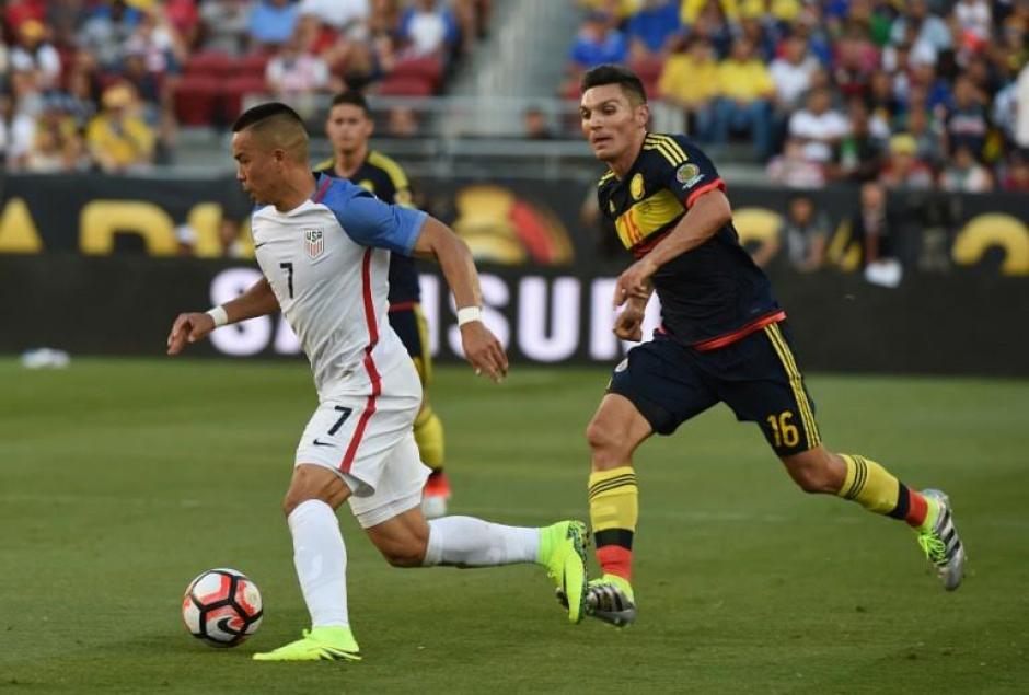 Las cciones de juegos fueron controladas por los colombianos. (Foto: AFP)