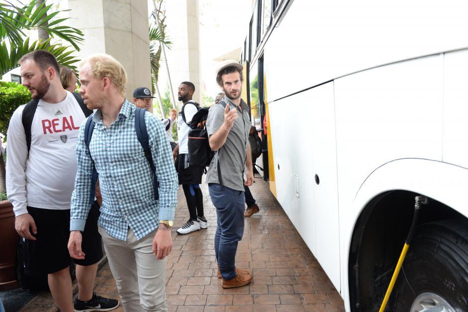 El volante experimentado Kyle Beckerman es uno de los estandartes del equipo de la MLS que enfrentará a Municipal.(Foto: Diego Galiano/Nuestro Diario)