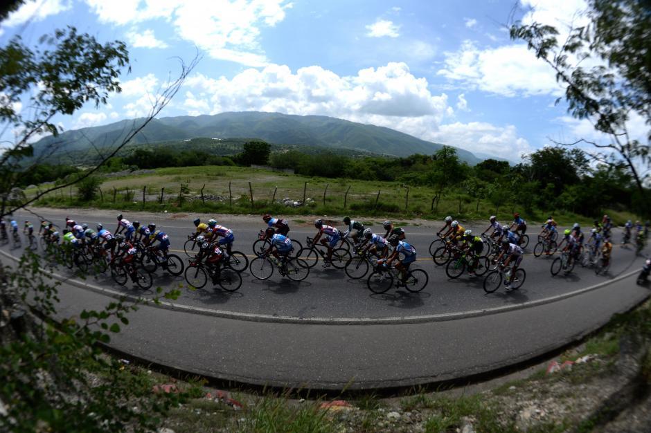 Las siete etapas de la Vuelta a Guatemala recorrieron 777.3 kilómetros, y pasaron por 12 departamentos del país.(Foto: Diego Galiano/Nuestro Diario)