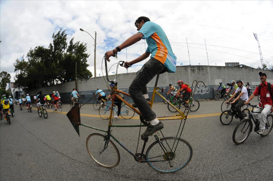La celebración del Día de la Bicicleta tuvo su origen en DeKalb, una ciudad estadounidense del estado de Illinois. (Foto: Archivo/Soy502)