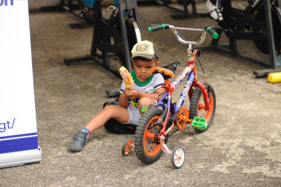 Los pequeños también fueron parte de la celebración. (Foto: Archivo/Soy502)