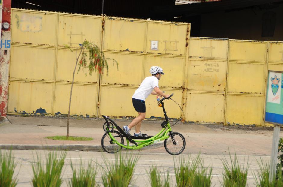 Existen muchas disciplinas para realizar con la bicicleta. (Foto: Archivo/Soy502)
