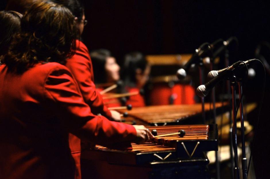 La marimba nos recuerda que ha estado presente en distintas etapas de nuestra historia y sigue estando más viva que antes. (Foto: Selene Mejía/Soy502)