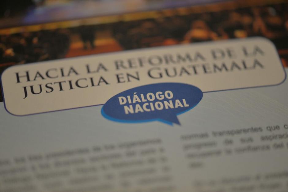 La CICIG promueve el Diálogo Nacional en busca de reformas constitucionales. (Foto: Wilder López/Soy502)