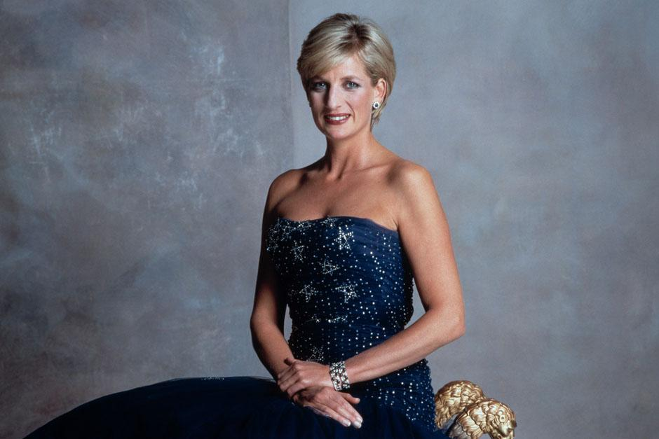 Diana, princesa de Gales fue la primera esposa del príncipe Carlos de Gales