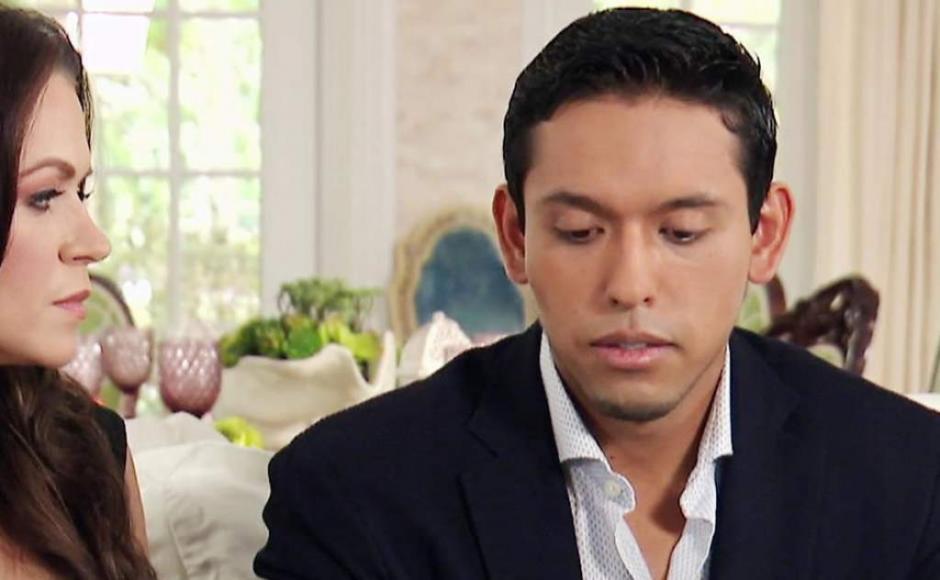 Iván Gabriel es el hijo de Juan Gabriel a quien se destino todos sus bienes. (Foto: Diario La Prensa)