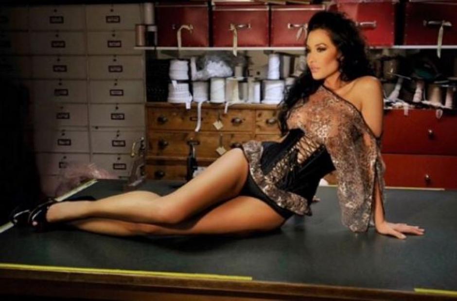 Sidonie Biemont es la pareja de Adil Rami. (Foto: diariolasamericas.com)