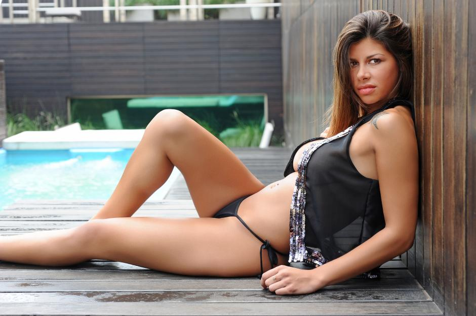 La encantadora Xoana González afirma que tuvo un romance con Leonel Messi.