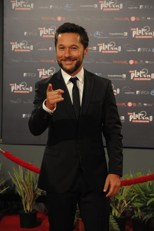 Diego Torres fue uno de los intérpretes que amenizó la gala. (Foto: EFE)