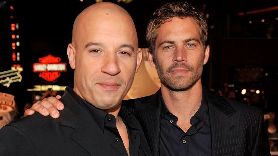 Walker y Diesel protagonizaron juntos las primeras películas. (Foto: etonline.com)