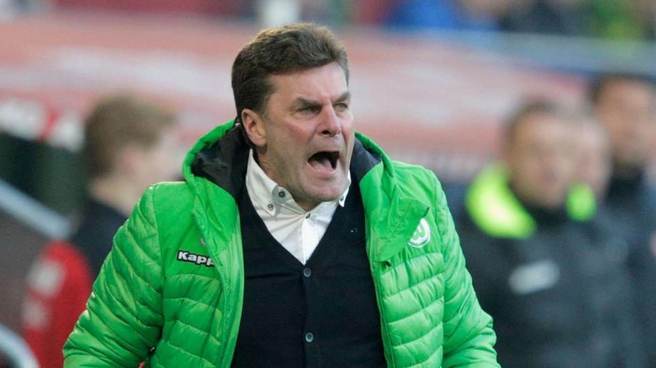 Dieter Hecking es el técnico del Wolfsburgo