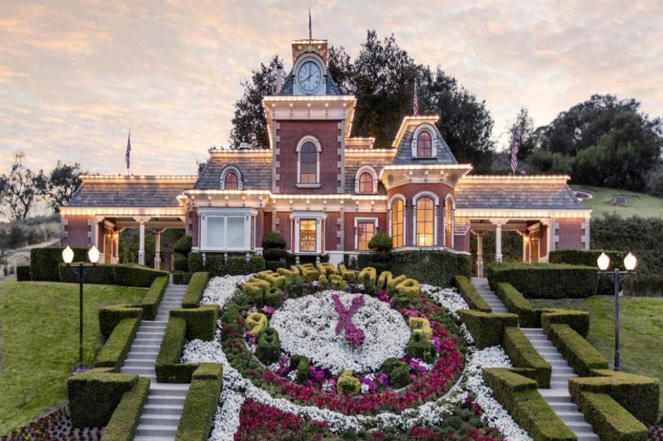 Las imágenes se revelan 13 años después de que su mansión Neverland Ranch fuera cateada por agentes de California. (Foto: digitaltrends.com)