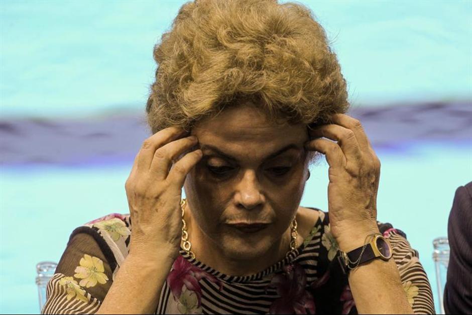 Este jueves se inició la fase final del juicio de destitución de Dilma Rousseff. (Foto: Archivo/Soy502)