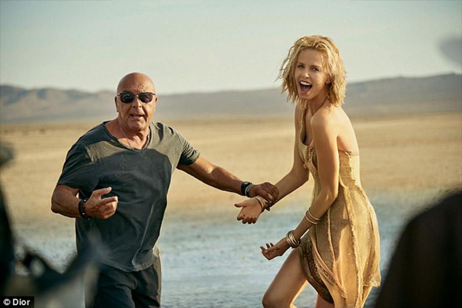 El video del nuevo perfume ya tiene más de dos millones de vistas. (Foto: Dior)
