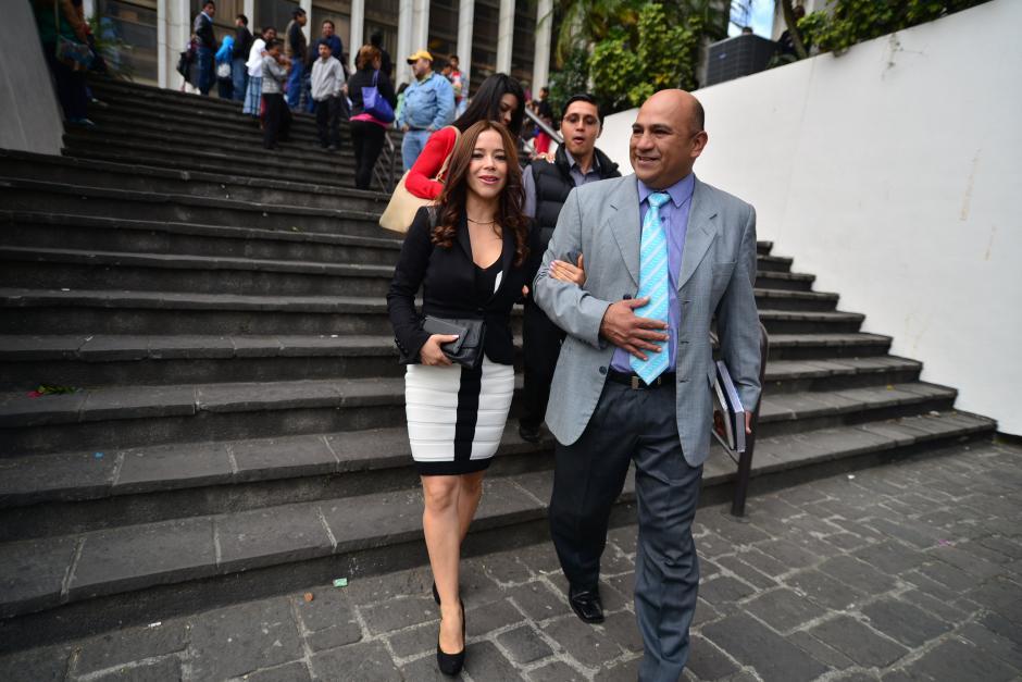 La Contraloría General de Cuentas (CGC) invalidó el finiquito a la diputada Julia Maldonado, por lo que no fue inscrita en el TSE. (Foto: Archivo/Soy502)
