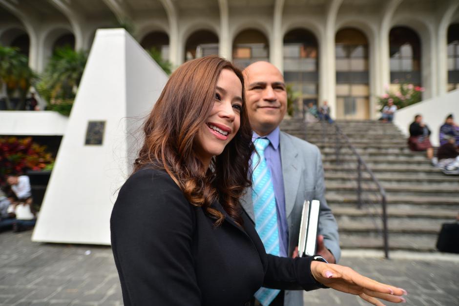 Maldonado intentó por vías legales que le facilitaran el documento que emite la CGC, pero no lo logró a tiempo. (Foto: Archivo/Soy502)