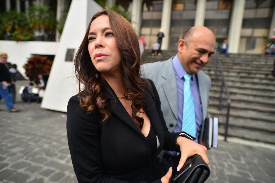La diputada Julia Maldonado no podrá participar en las elecciones para reelegirse en el Congreso. (Archivo/Soy502)
