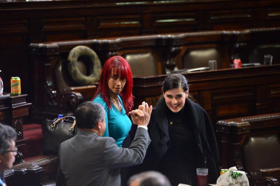 """Sandoval denunció a Hernández por """"violencia contra la mujer"""". (Foto: Archivo/Soy502)"""