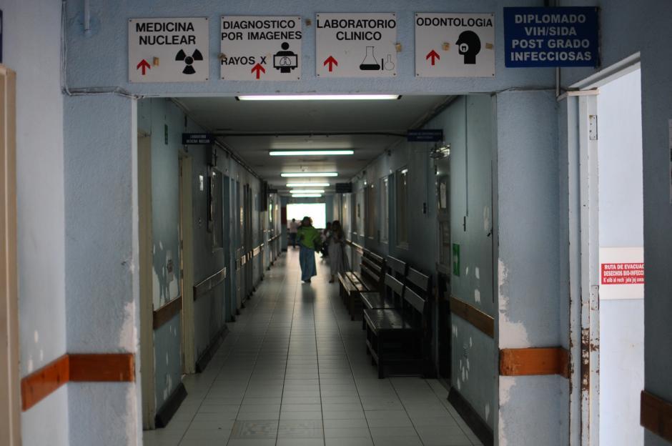 La crisis en el sistema de salud sigue agudizándose, principalmente en la provincia. (Foto: Alejandro Balán/Soy502)