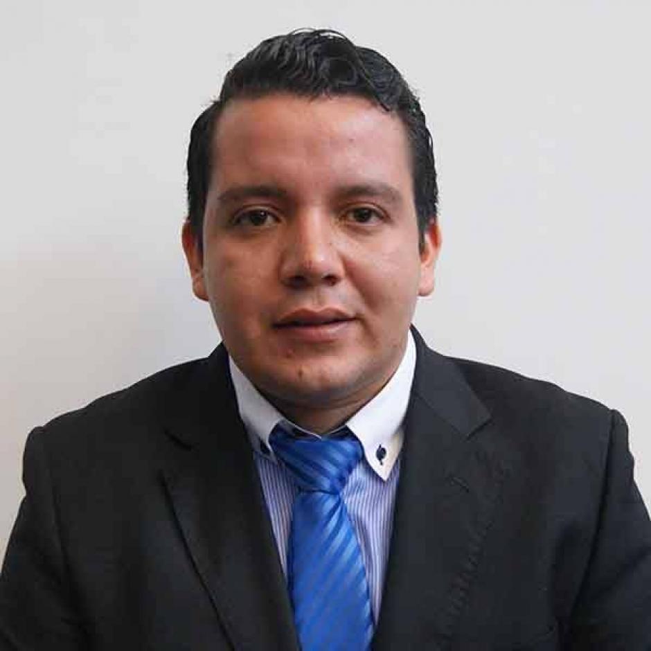 El diputado José Hernández es el ponente de la iniciativa de ley. (Foto: Archivo/Soy502)