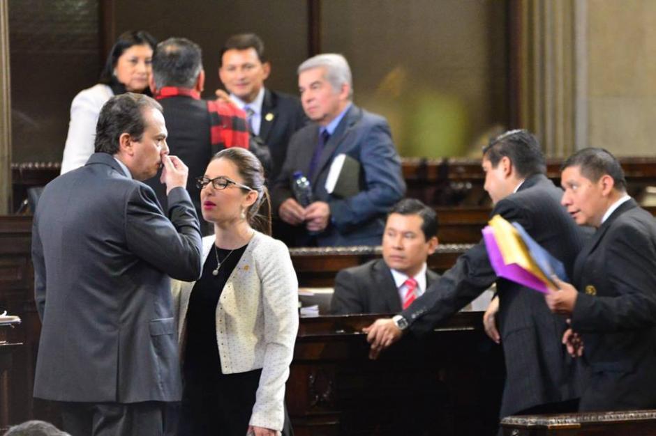 Durante el día se discutieron las modificaciones a la normativa electoral. (Foto: Jesús Alfonso/Soy502)