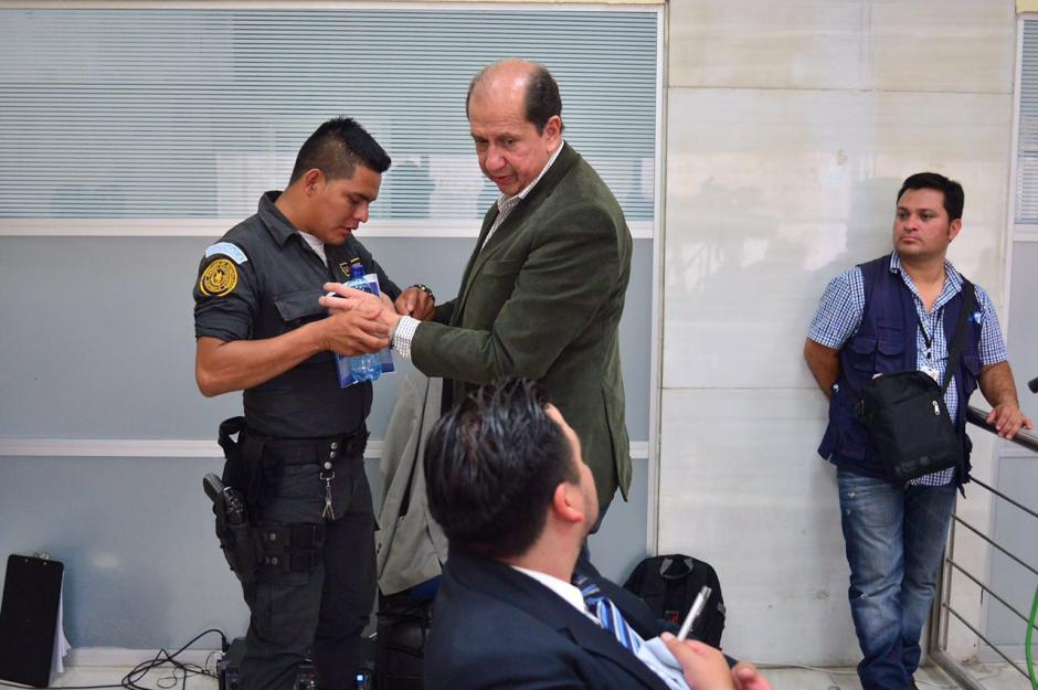 La Fiscalía Especial Contra la Impunidad presentó las imputaciones contra los exdiputados. (Foto: Jesús Alfonso/Soy502)