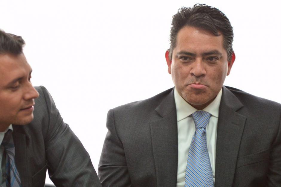 El exdiptuado Edgar Cristiani, fue arrestado el viernes. (Foto: Jesús Alfonso/Soy502)