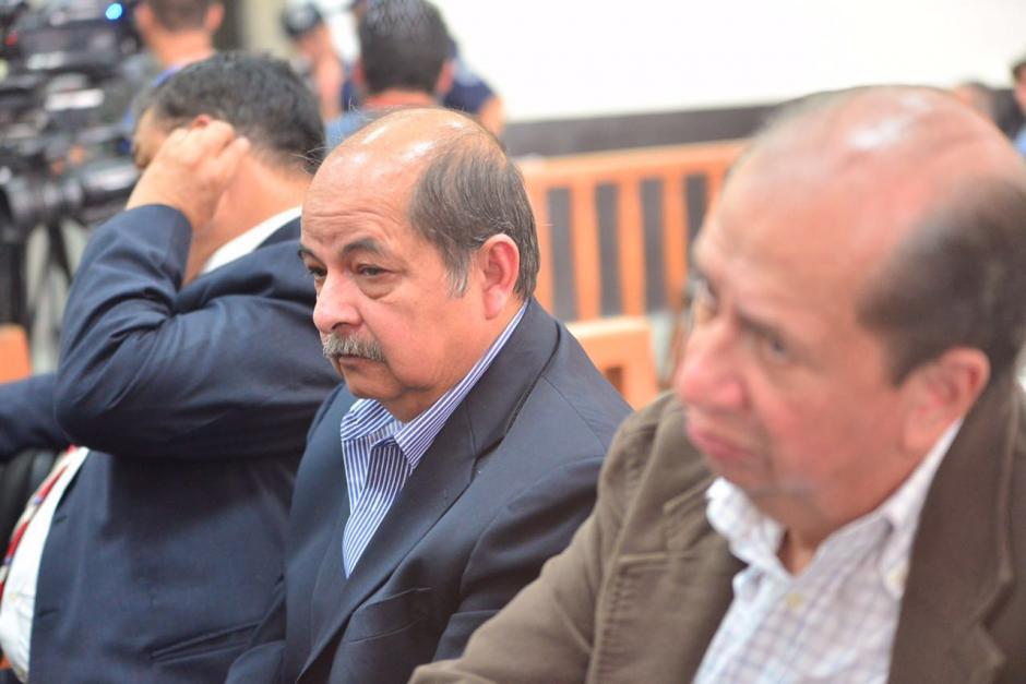 El exdiputado Alfredo Rabbé y el exdirector del Congreso deberán permanecer en prisión preventiva. (Foto: Jesús Alfonso/Soy502)