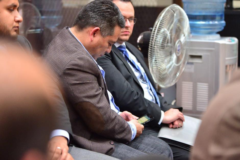 El exdiputado Édgar Cristiani deberá permanecer en la prisión de Mariscal Zavala. (Foto: Jesús Alfonso/Soy502)
