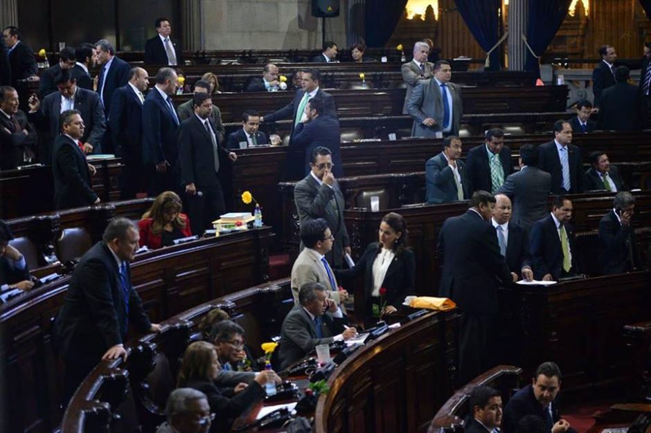 La sesión duró un poco más de seis horas y se continuará el jueves. (Foto: Wilder López/Soy502)