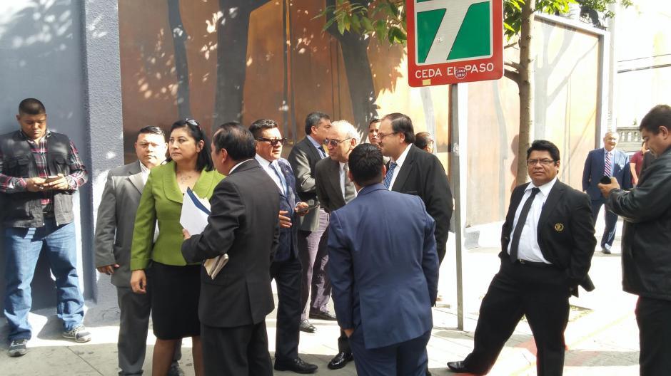 Los legisladores no accedieron a las demandas de los manifestantes. (Foto: José Miguel Castañeda/Soy502)