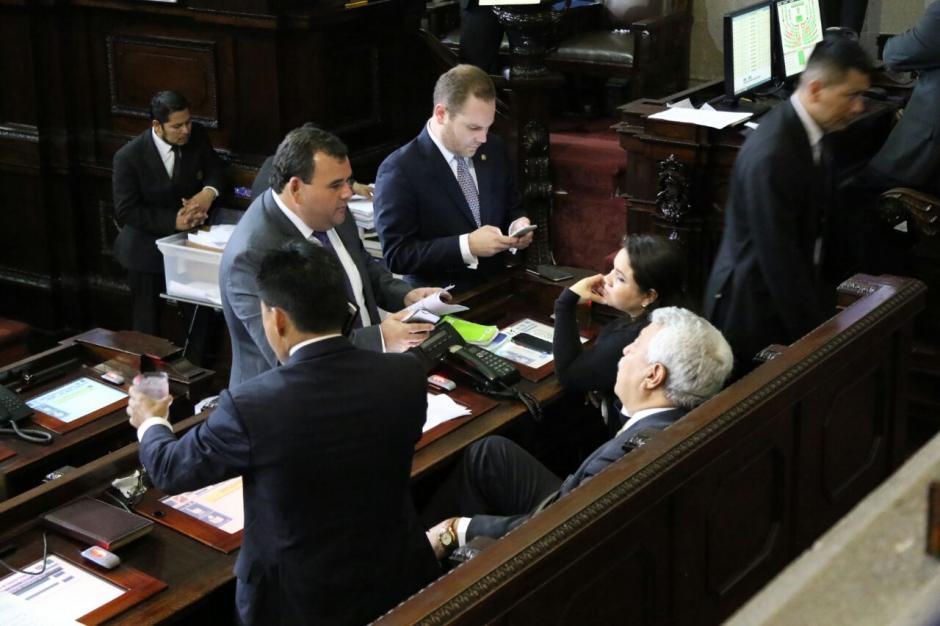 La convocatoria se efectuó este martes. (Foto: Wilder López/Soy502)