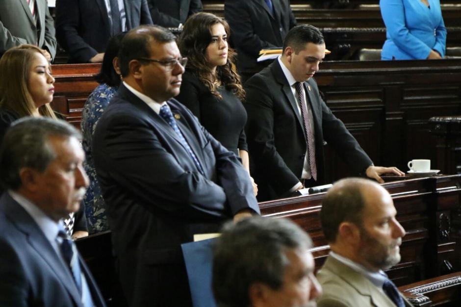 Los diputados dicen desconocer el tema a tratar en la reunión. (Foto: Wilder López/Soy502)