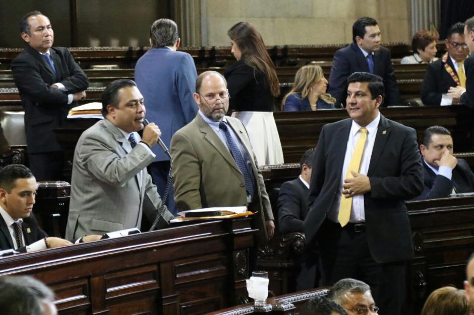 FCN había pospuesto la votación rompiendo quórum en varias sesiones. (Foto: Alejandro Balán/Soy502)