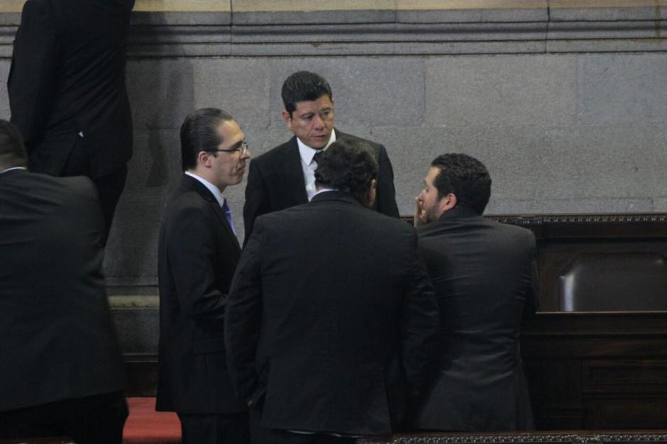 El dictamen de la reforma tributaria podría ser emitido por más de una comisión. (Foto: Alejandro Balán/Soy502)